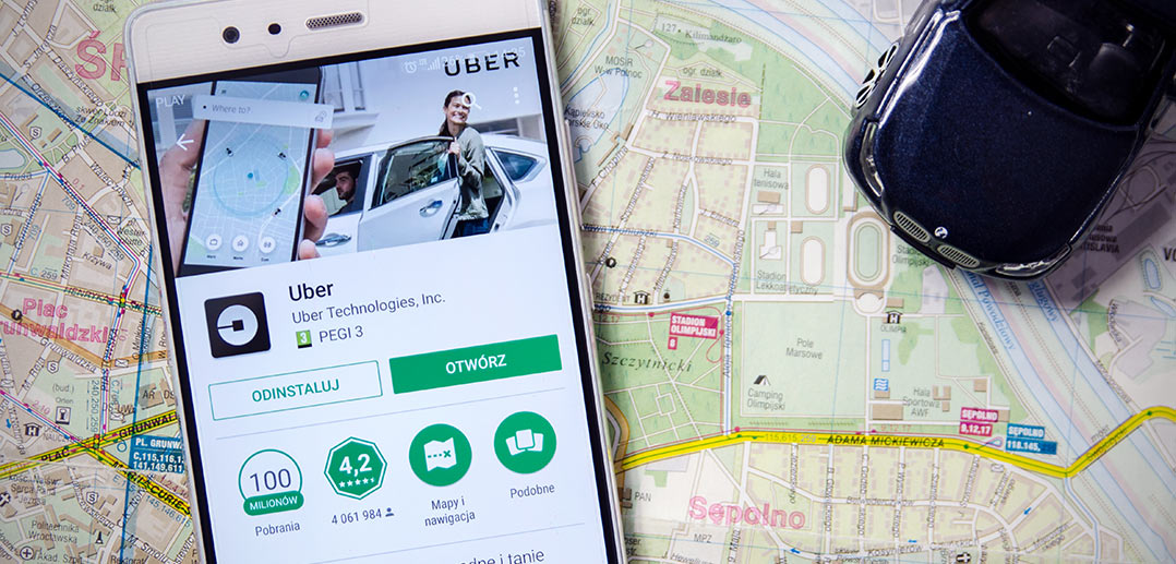 Le Meme Trajet Revient Trois Fois Plus Cher Uber N Est Pas